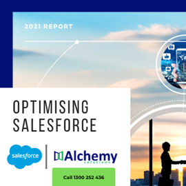 Alchemy Solutions and Salesforce
