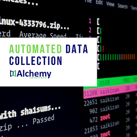 Automated Data Collection and IIoT - Alchemy Solutions - The Reboot Show